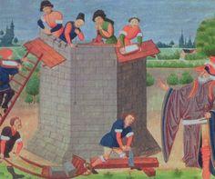 Construction de la Tour de Babel