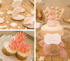 Fun decorations for cakes.