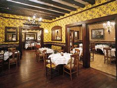 Christini's in Orlando, Florida.  GREAT Italian food.  Violinist will play for you at your table