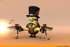 Minion Steampunk.