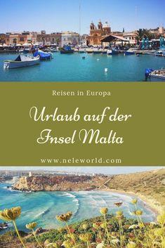 Hilfreiche Tipps und Infos für deinen Malta Urlaub Reisen In Europa, Blue Lagoon, Outdoor Decor, Malta Island, Malta Holiday, Travel Memories, Small Island, Day Trips, Vacation Places