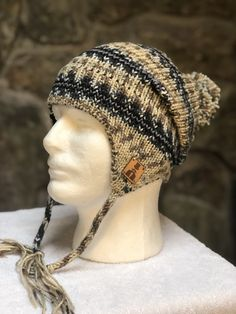 46a3c0c4007  32.00 The Top Hat Knitting PDX Slouch Hat is a different sort of hat. You  will stand out anywhere you go with a hat from Top Hat Knitting.