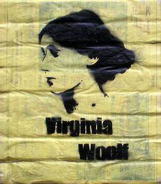 """""""En mi condición de mujer no tengo patria. En mi condición de mujer no quiero tener patria. En mi condición de mujer, mi patria es el mundo entero"""". --- Virginia Wolf -""""Tres Guineas"""". """"Querido: E..."""