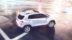 ¿A quién llevarías contigo?...Chevrolet Trax 2014.