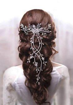 Bohemian Headpiece, Chain Headpiece, Hair Accessories For Women, Wedding Hair Accessories, Accessories Store, Leather Accessories, Fashion Accessories, Fashion Jewelry, Down Hairstyles