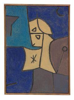Hoher Wächter, Paul Klee