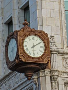 Street Clock, Washington, DC