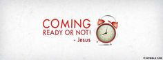 Coming Ready Or Not - Facebook Cover Photo