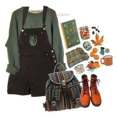 Who else is in love with this? 😍😍😍 Grunge Hipster Fashion, Grunge Style, 90s Fashion, Fashion Outfits, Womens Fashion, Autumn Fashion, Pretty Outfits, Cute Outfits, Indie Hair