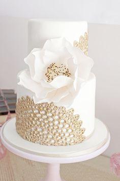 wedding cake #laceweddingcakes