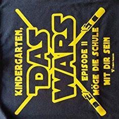 Einschulungs Shirt für Jungen & Mädchen (122/128) Geschenk Schulanfang