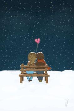 Porque la luna siempre será nuestra más grande aliada    en esto que llamamos amor