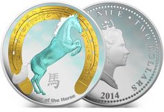year of the horse coin 2014 niue - Google Search Year Of The Horse, Coin Collecting, Coins, Horses, Money, Google Search, Coining, Rooms, Horse