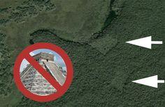 """Archäologe: """"Quadrate im Urwald sind keine Maya-Pyramiden"""" . . . http://www.grenzwissenschaft-aktuell.de/quadrate-im-urwald-keine-maya-pyramiden20160516/"""