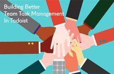 Como melhorar o gerenciamento de tarefas da sua Equipe com Todoist #equipes #trabalho #produtividade