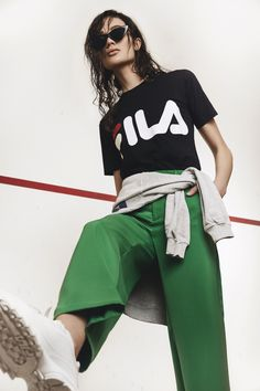 30 Best Your Street Style Fav FILA images | Street style