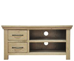 Bringy Furniture - Waltham Oak Standard TV Unit, £153.00 (http://www.bringyfurniture.co.uk/waltham-oak-standard-tv-unit/)