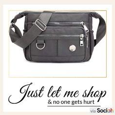 Satchel, Crossbody Bag, Sale Store, Nylon Bag, Bag Sale, Messenger Bag, I Shop, Take That, Shoulder Bag