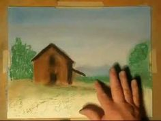 chalk pastel how to