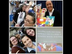Thanks Society of the Society of the Divine Savior - The Salvatorians for the gifts ❣ Love the CD's, books and shirt 😊 Shout out to my friends at St. Francis of Assisi - Frisco, TX, All Saints & St Gabriel Catholic Community - McKinney representing at the Dallas Ministry Conference #Fear1ess3 #thedmc2016