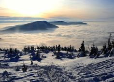 The Czech Republic is freezing in the winter, but it's okay, because this is what it looks like it. | 27 Pictures That Prove The Czech Republic Will Be The Most Beautiful Place You Ever Visit