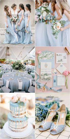 light blue and greenery wedding color ideas weddings weddingcolors weddingideas blueweddings weddinginspiration deerpearlflowers weddingdecoration SexyWeddingDresses is part of Blue themed wedding - Visit the post for Wedding Table, Wedding Reception, Our Wedding, Dream Wedding, Rustic Wedding, Light Wedding, Wedding Hair, Light Blue Wedding Dress, Wedding Venues