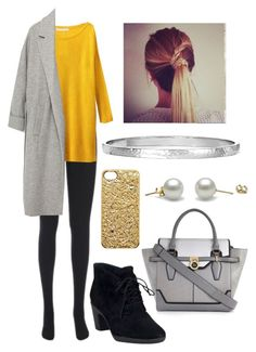 """""""Shein Split Sweater"""" by callie2404 ❤ liked on Polyvore featuring River Island, Clarks, Zara and Marc by Marc Jacobs"""