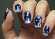 Clockwise Nail Polish: Zoya Song & Lonely Snowman