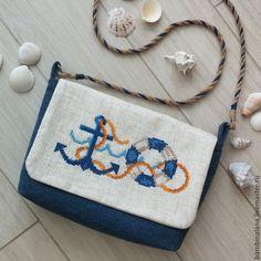 Резултат с изображение за вышивка морская