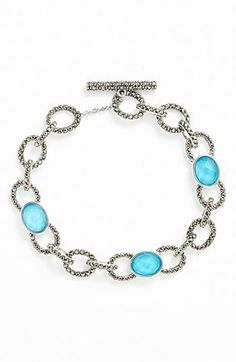 Judith Jack 'Tropical Breeze' Link Bracelet