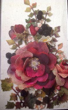 Needle Lace, Bobbin Lace, Lace Flowers, Fabric Flowers, Turkish Art, Lace Making, Knitting Socks, String Art, Embroidery Stitches