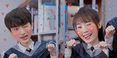 致我們暖暖的小時光・Put your head on my shoulder Your Head, Chinese Actress, Drama Series, Cute Couples, Kdrama, Back To School, Idol, Actresses, Shoulder