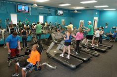 Brushy Lake Recreation Center Exercise Equipment Room In Sienna Plantation Newmark Homes Curly Builds