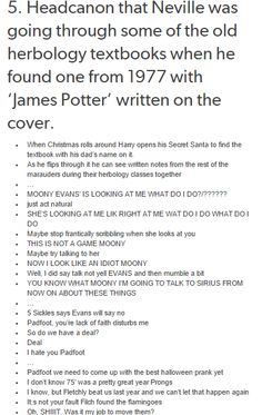 the marauders - james and lily part on We Heart It Afbeelding van I'm In Too Many Fandoms<br> Harry Potter Marauders, Harry Potter Jokes, Harry Potter Fandom, Harry Potter World, The Marauders, Drarry, Hogwarts, Scorpius And Rose, No Muggles