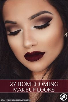 Are you not sure which homecoming makeup to choose? This night is going to be…