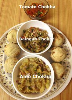 Homemade Bihari thali menu for dinner - Litti chokha & happiness Tempeh, Tofu, Veg Recipes Of India, Indian Food Recipes, Indian Snacks, Vegetarian Cooking, Vegetarian Recipes, Cooking Recipes, Vegetable Curry