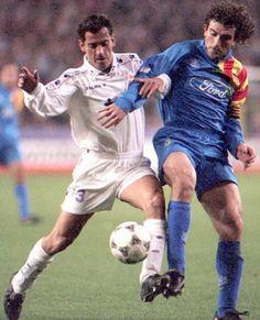 Real Madrid- Valencia, 96-97.