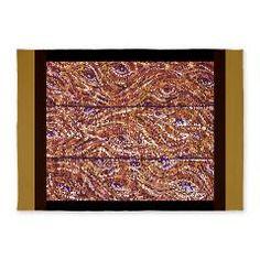 http://www.cafepress.com/kristiehublerscafepressarearugs.763161617 #wood planks pointillism area #rug #cafepress $172
