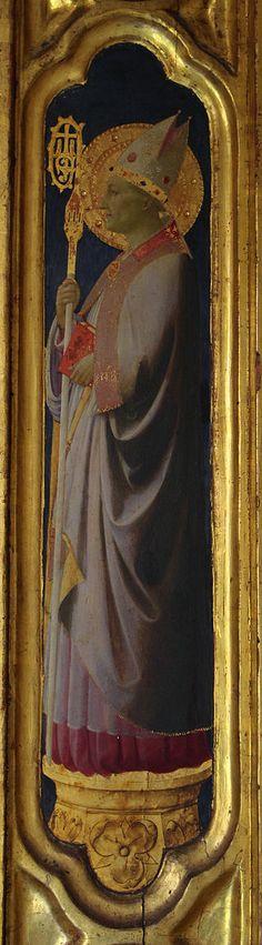 BEATO ANGELICO - Deposizione dalla croce, dettaglio - 1432 (intorno al) - tempera su tavola - Museo Nazionale di San Marco, Firenze