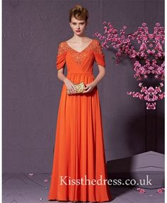 prom dress orange,ch