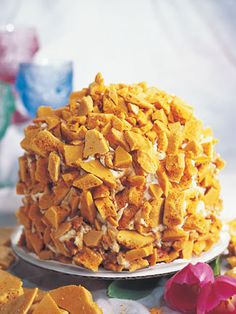 Champagne cake recipe madonna inn