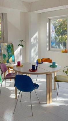 Pastel Interior, Minimalist Room, House Rooms, Living Room Interior, Future House, Home And Living, Living Spaces, Room Decor, House Design