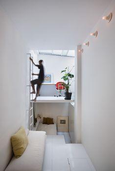 Galeria de Abrigo Urbano / MYCC - 5