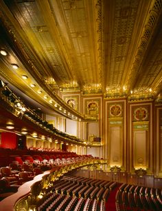 Chicago Lyric Opera-- not that I haven't been but it's never a wasted trip