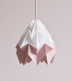 Origami Lamp by Studio Snowpuppe