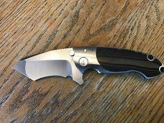 Direware Solo V5 with Recurve/Tanto blade