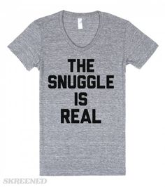 The Snuggle Is Real | The struggle is real, but more importantly the snuggle is real! Cause baby it's cold out side! #snuggle