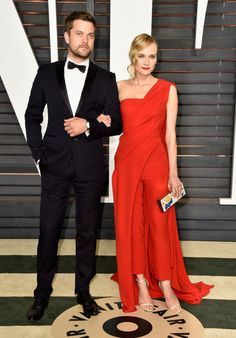 Joshua Jackson and Diane Kruger. See what all the stars wore to the Academy…