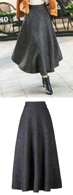 The coolest skirt for the fashion girl. With Cossack Boots, though! ~sandra de~