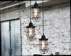 55.00$  Buy here - http://ali48k.worldwells.pw/go.php?t=32257461940 - Vintage Edison Wrought Iron Cages Glass Shade Pendant Lights Retro Metal Cafe Hall Restaurant Store Club Pendant Hanging Lamps   55.00$